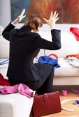 24958354-active-businesswoman-and-mother-is-frustrated-of-big-mess-at-home